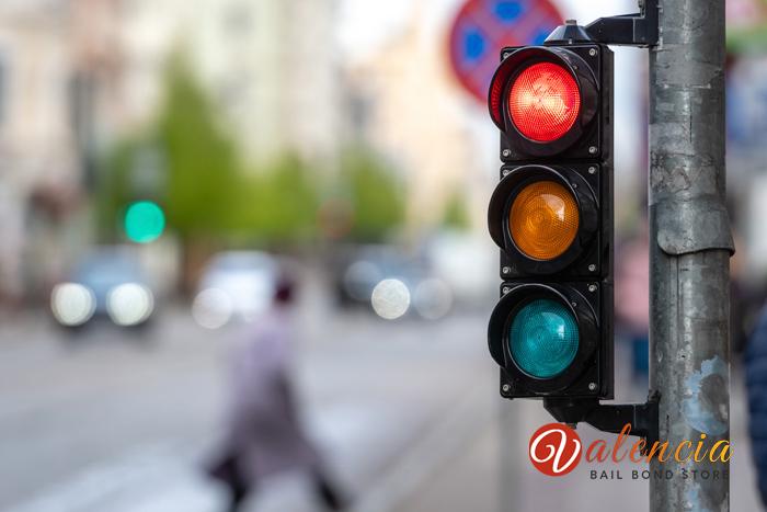 California Yellow Traffic Light Laws